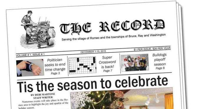 The Record Newspaper Archive